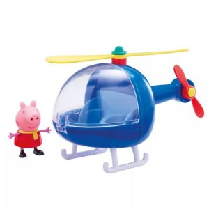 Helicóptero da Peppa Pig