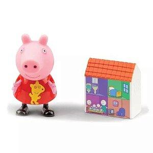 Peppa Pig com Casinha
