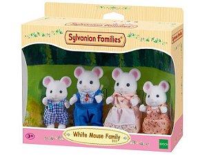 Sylvanian Families Família dos Ratos