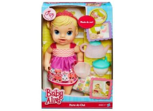 Baby Alive Hora do Chá