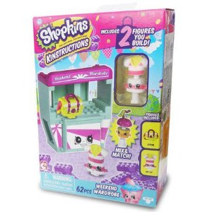 Shopkins Mini Pack Weekend Wardrobe