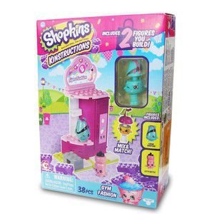 Shopkins Mini Pack Gym Fashion