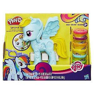 Play Doh My Little Pony Penteados