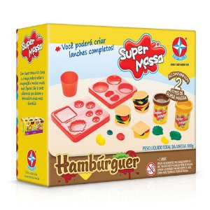 Super Massa - Hamburguer