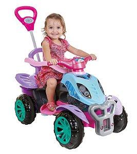 Quadriciclo de Passeio Menina - Maral