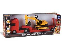 DIAMOND TRUCK - ESCAVADEIRA 1327