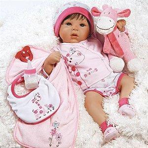 Bebê Reborn Boneca tipo Bebê de Verdade Realista Tall Dreams