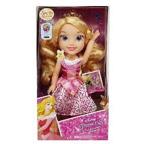 Princesa Aurora que Canta - 1239