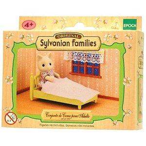 Sylvanian families conjunto de cama para adulto 1603