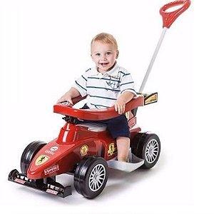Carrinho de Passeio Super Formula Ferrari - Calesita Brinquedos