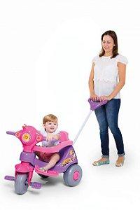 Triciclo Velocita Lilás - Calesita Brinquedos