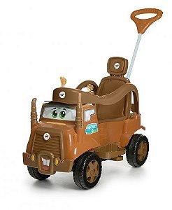 Carrinho de Passeio com Pedal Mk Truck - Calesita Brinquedos