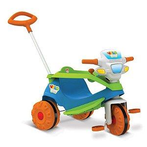 Velo Baby Passeio com Pedal - Bandeirante Brinquedos