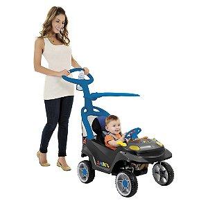 Smart Baby Confort Azul - Bandeirante Brinquedos