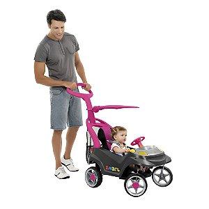 Smart Baby Confort Rosa - Bandeirante Brinquedos