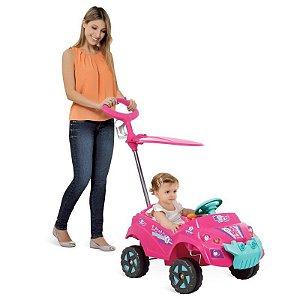 Kidcar Passeio Sport Rosa - Bandeirante Brinquedos