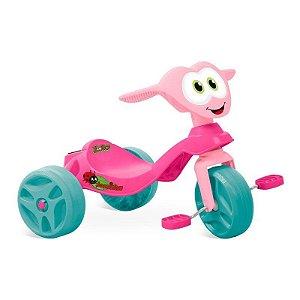 Triciclo Zootico Joaninha - Bandeirante Brinquedos