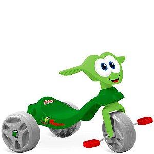 Triciclo Zootico Froggy - Bandeirante Brinquedos
