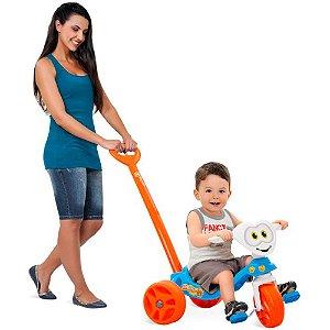 Triciclo Zootico Passeio com Pedal - Bandeirante Brinquedos