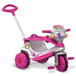 Triciclo Passeio Princesas - Bandeirante Brinquedos