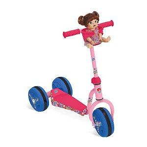 Patinete Baby Alive - Bandeirante Brinquedos