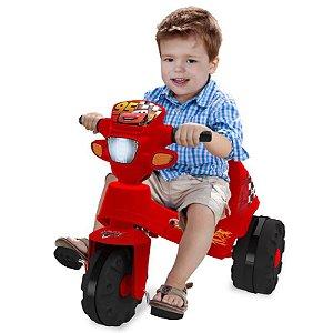 Triciclo Passeio Carro Disney - Bandeirante Brinquedos