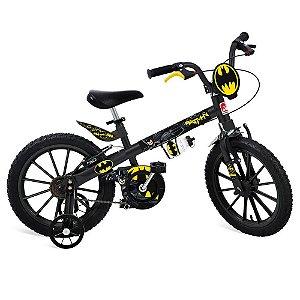 Bicicleta 16'' Batman - Bandeirante Brinquedos