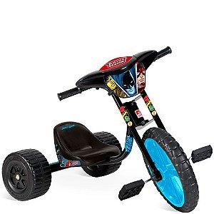 Triciclo Velotrol Liga da Justiça - Bandeirante Brinquedos
