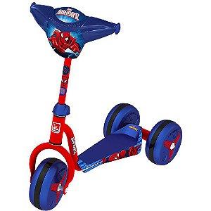 Patinete do Homem Aranha - Bandeirante Brinquedos