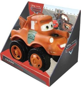 Fofomóvel Carros - Bandeirante Brinquedos