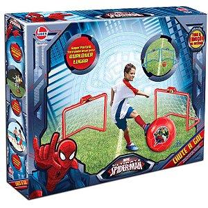 Chute Gol Homem Aranha - Lider Brinquedos