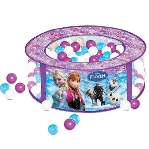 Piscina de Bolinha Frozen - Lider Brinquedos