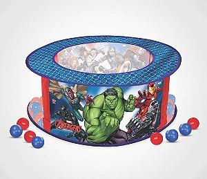 Piscina de Bolinhas Avengers - Lider Brinquedos