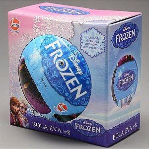 Bola Eva Frozen - Lider Brinquedos
