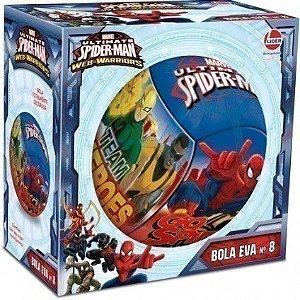 Bola Eva Homem Aranha - Lider Brinquedos
