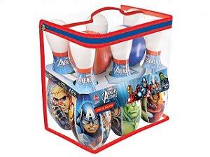 Mini Boliche Avengers - Lider Brinquedos