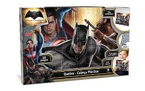 Batman X Superman - Quebra-Ccabeça De Plástico Com 30 Peças - Elka