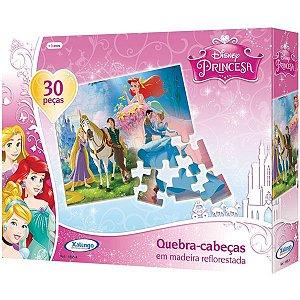 Princesas Da Disney - Quebra-Cabeça - Xalingo