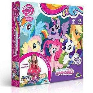 My Little Pony - Quebra-Cabeça Com 48 Peças - 2245 - Toyster