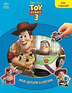 Disney - Meus Adesivos Divertidos - Toy Story 3