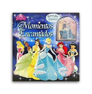Livro Princesas Disney-Momentos Encantados