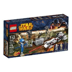 Lego Star Wars Battle On Saleucami