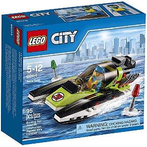Lego Barco de Corrida