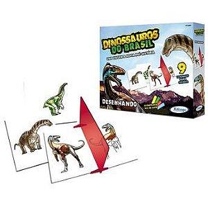 Desenhando Dinossauros Do Brasil - Xalingo