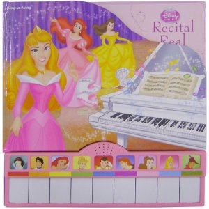 Livro - Recital Real - Princesas