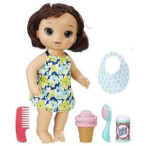 Baby Alive Sobremesa Mágica Morena