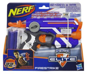 Nerf N-strike Elite Firestrike Lançador de Dardos Hasbro