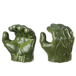 Luva Avengers Punhos Gamma do Hulk Hasbro Eva Espuma Macio