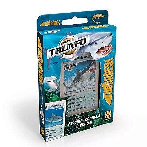 Super Trunfo Tubarões Grow