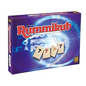Jogo de Tabuleiro O Original Rummikub - Grow